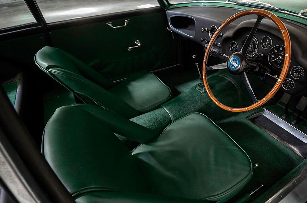 1962 Aston Martin Db4gt Zagato Imboldn