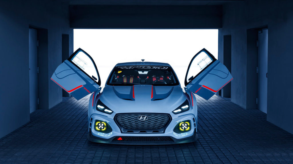 Hyundai RN30 Concept
