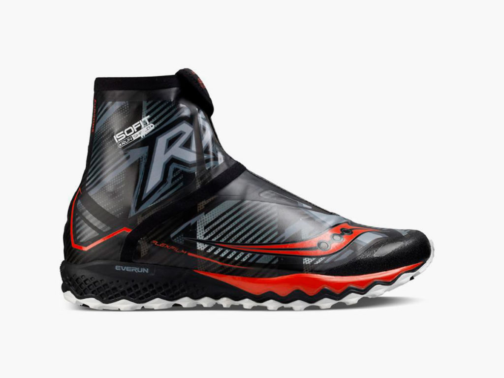 Saucony Razor Ice+ Winter Running Shoes