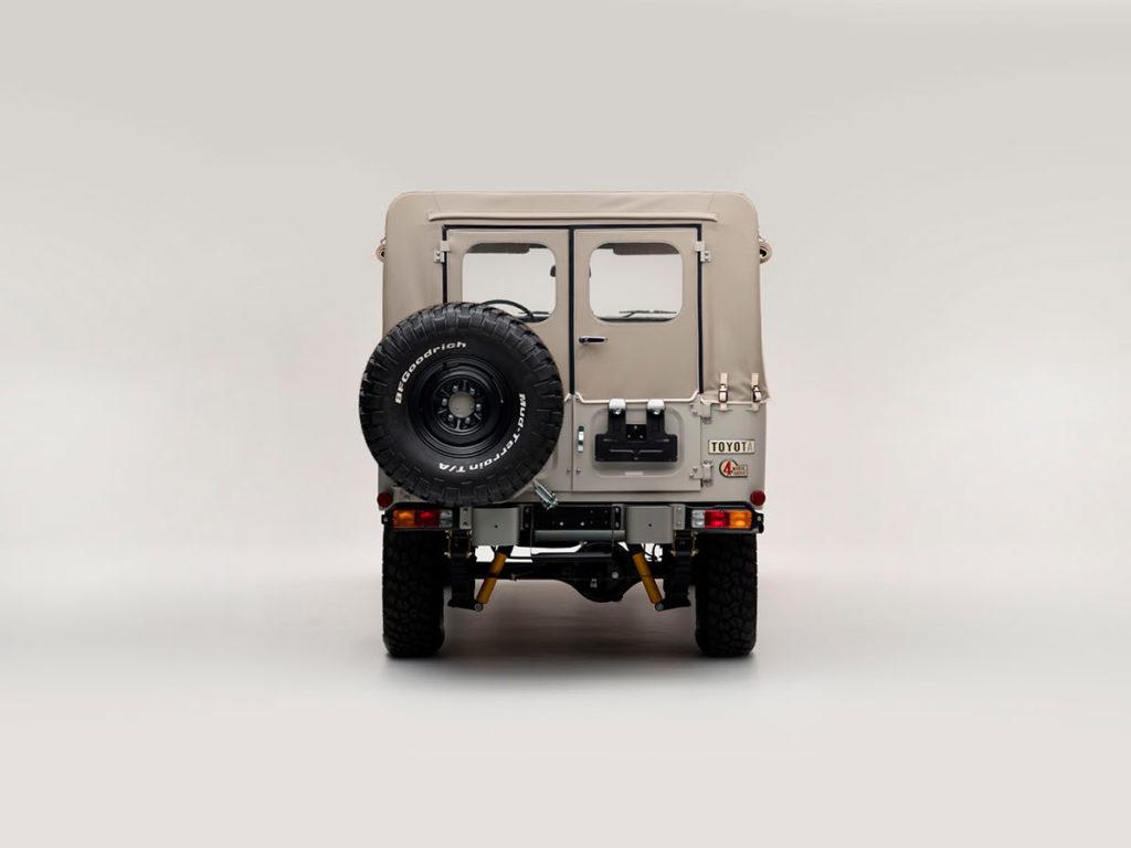 1981 Toyota Land Cruiser FJ45 - IMBOLDN