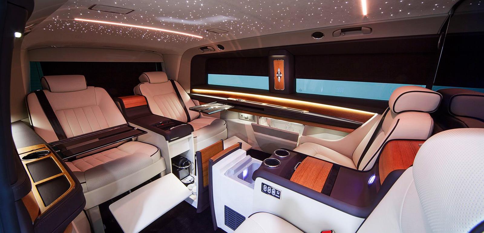 2017 Mercedes Benz Metris >> OKCU Mercedes-Benz V-Class - IMBOLDN