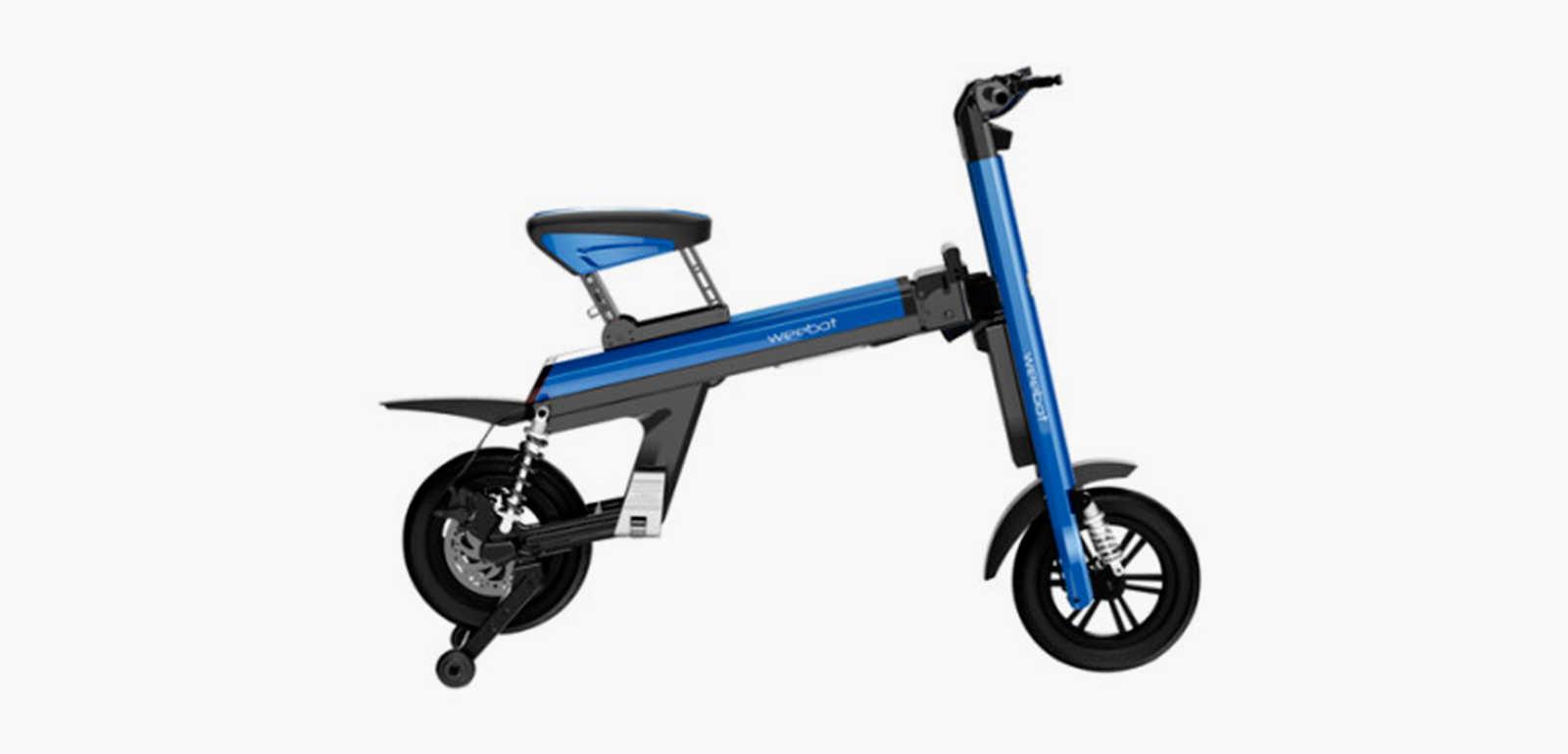 Weebot Aero E Bike Imboldn