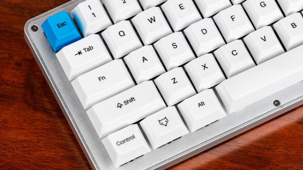 WhiteFox Mechanical Keyboard