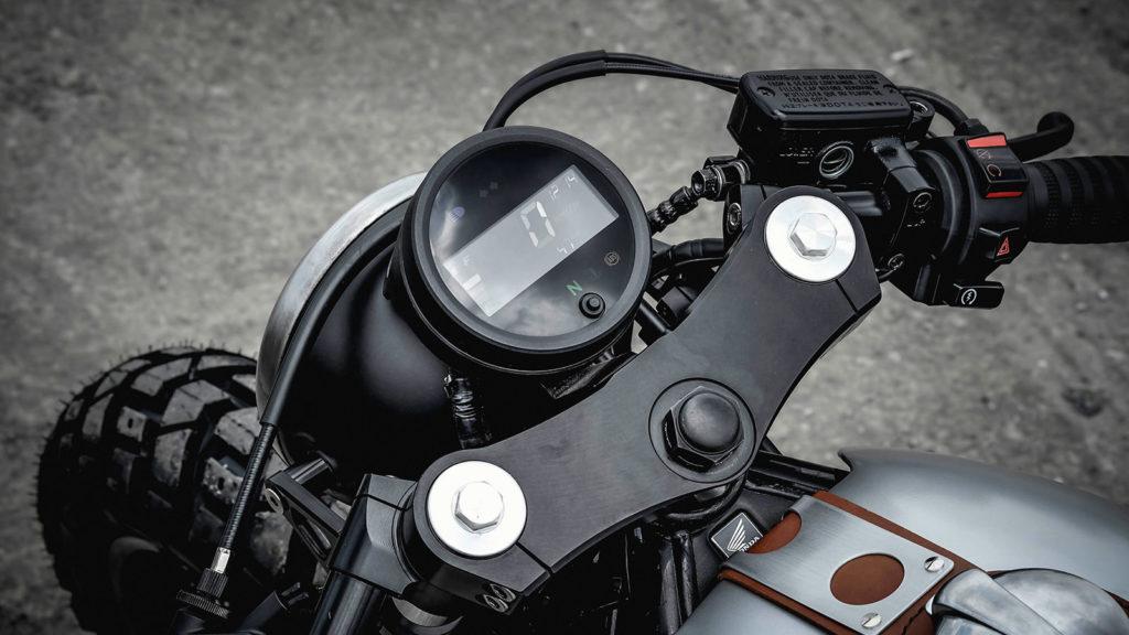 Zeus Custom Honda 300 Rebel Racer Imboldn