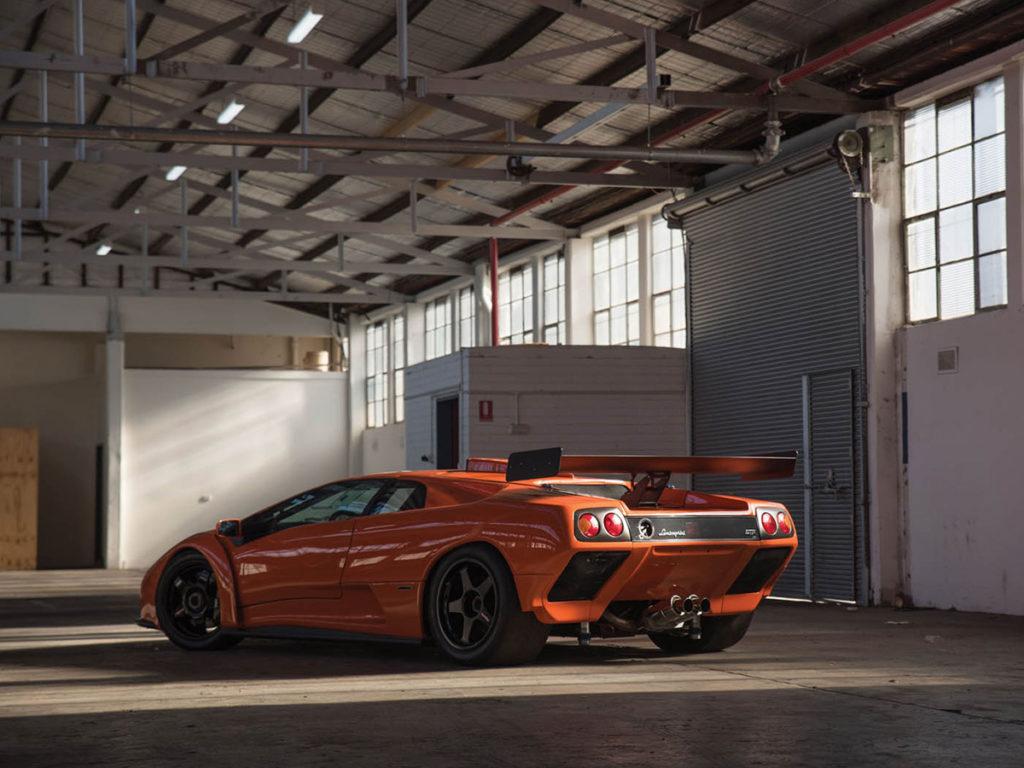 Lamborghini Diablo GTR
