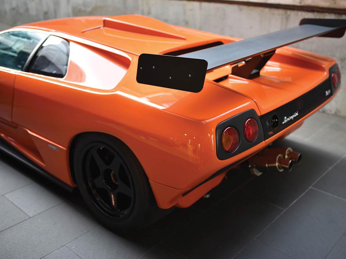 2000 Lamborghini Diablo Gtr 14