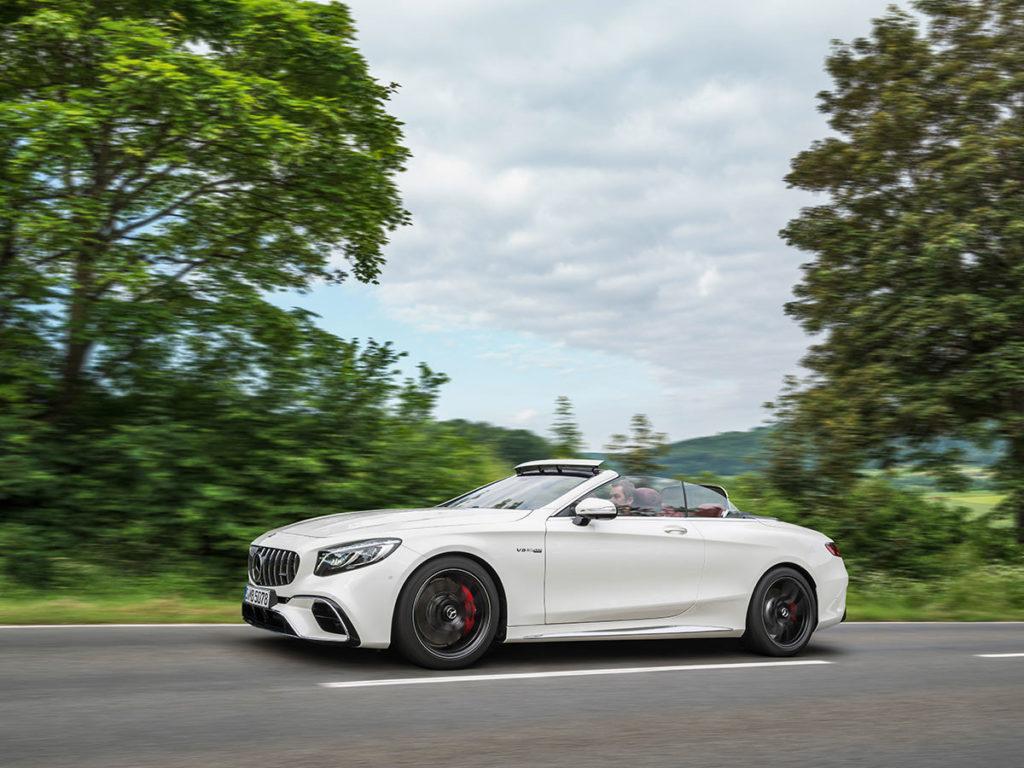 2018 Mercedes-Benz S-Class Coupe & Cabriolet