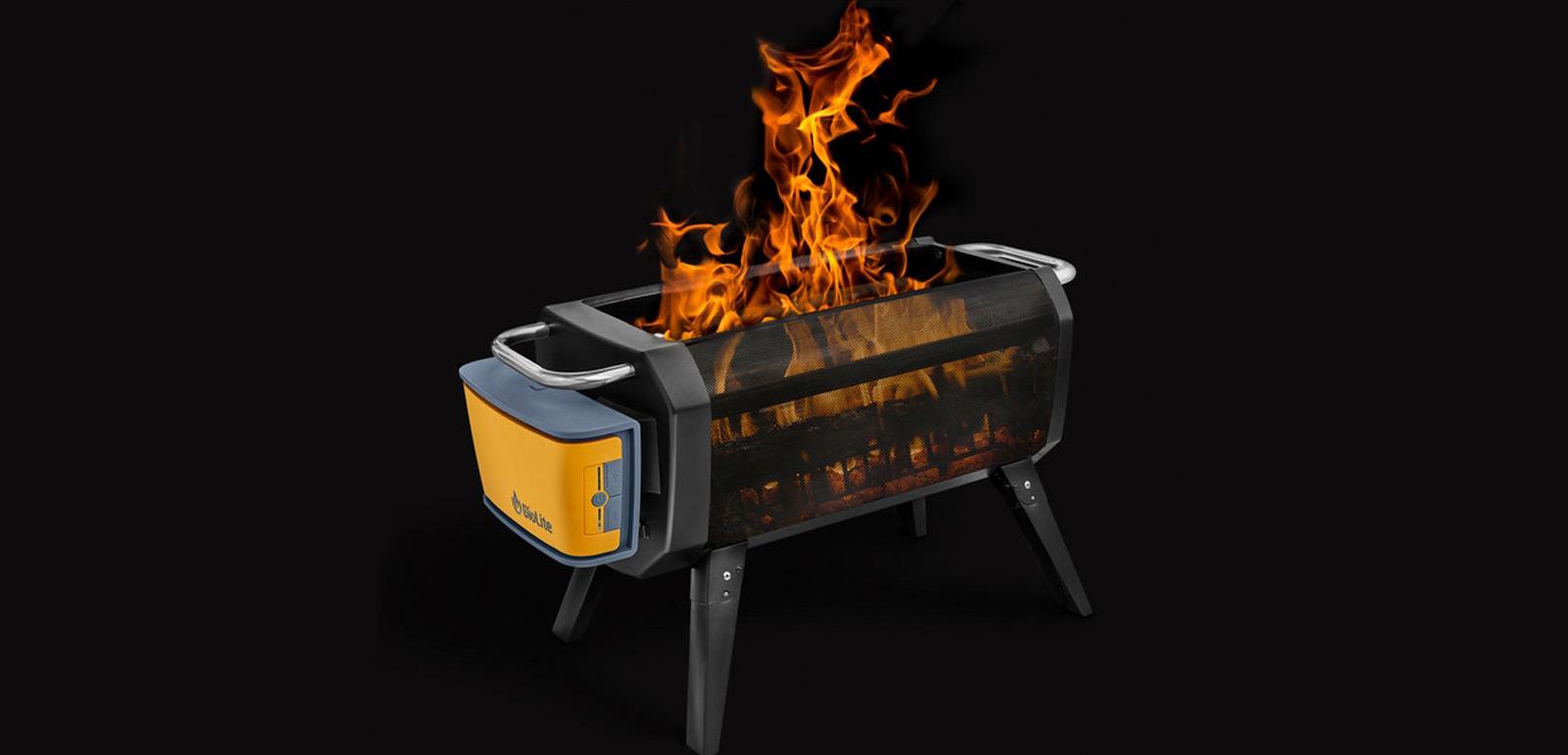 BioLite FirePit Smokeless Wood Fire Pit - IMBOLDN