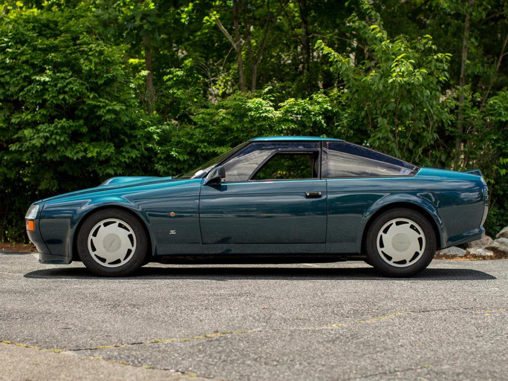 1988 Aston Martin V8 Vantage Zagato Imboldn