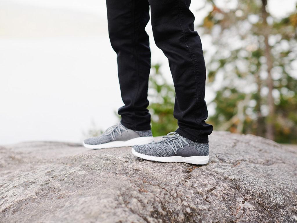 Vessi Waterproof Knit Shoes - IMBOLDN
