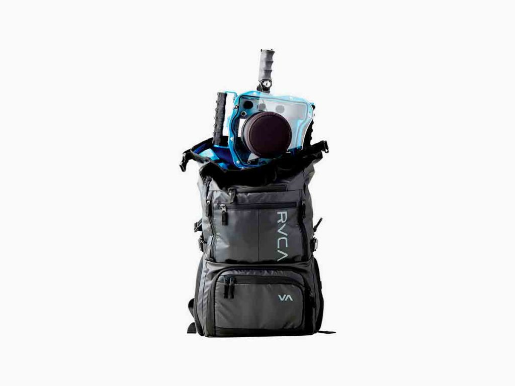 RVCA Zak Noyle Camera Bag - IMBOLDN