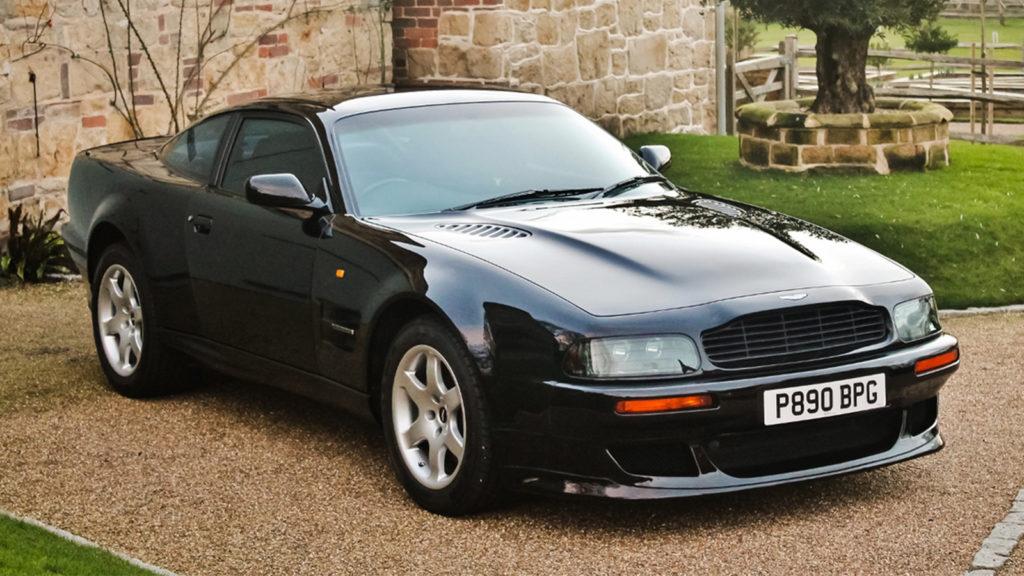 Sir Elton John S 1997 Aston Martin V8 Vantage V550 Imboldn
