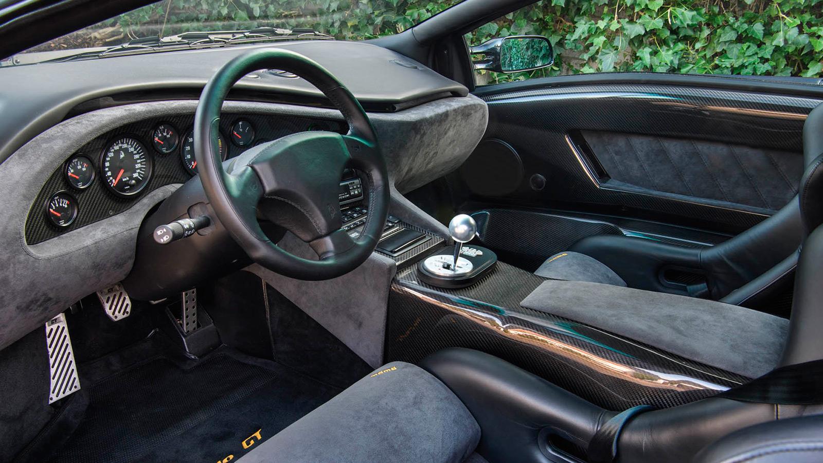 1999 Lamborghini Diablo Gt 13