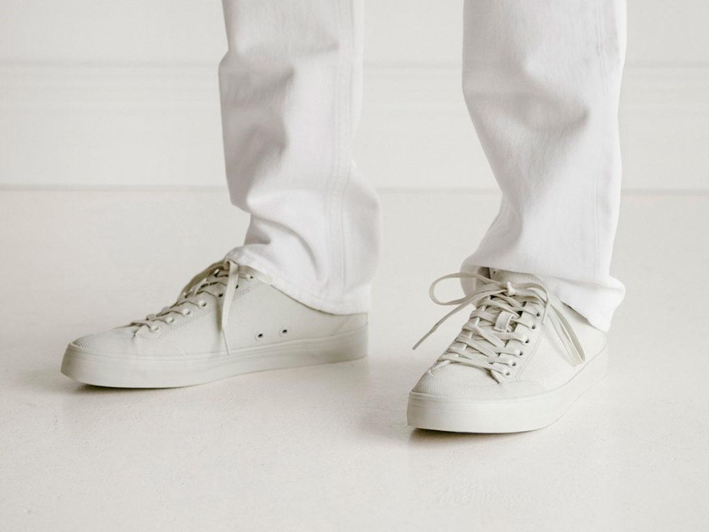 Erik Schedin Canvas Sneaker - IMBOLDN