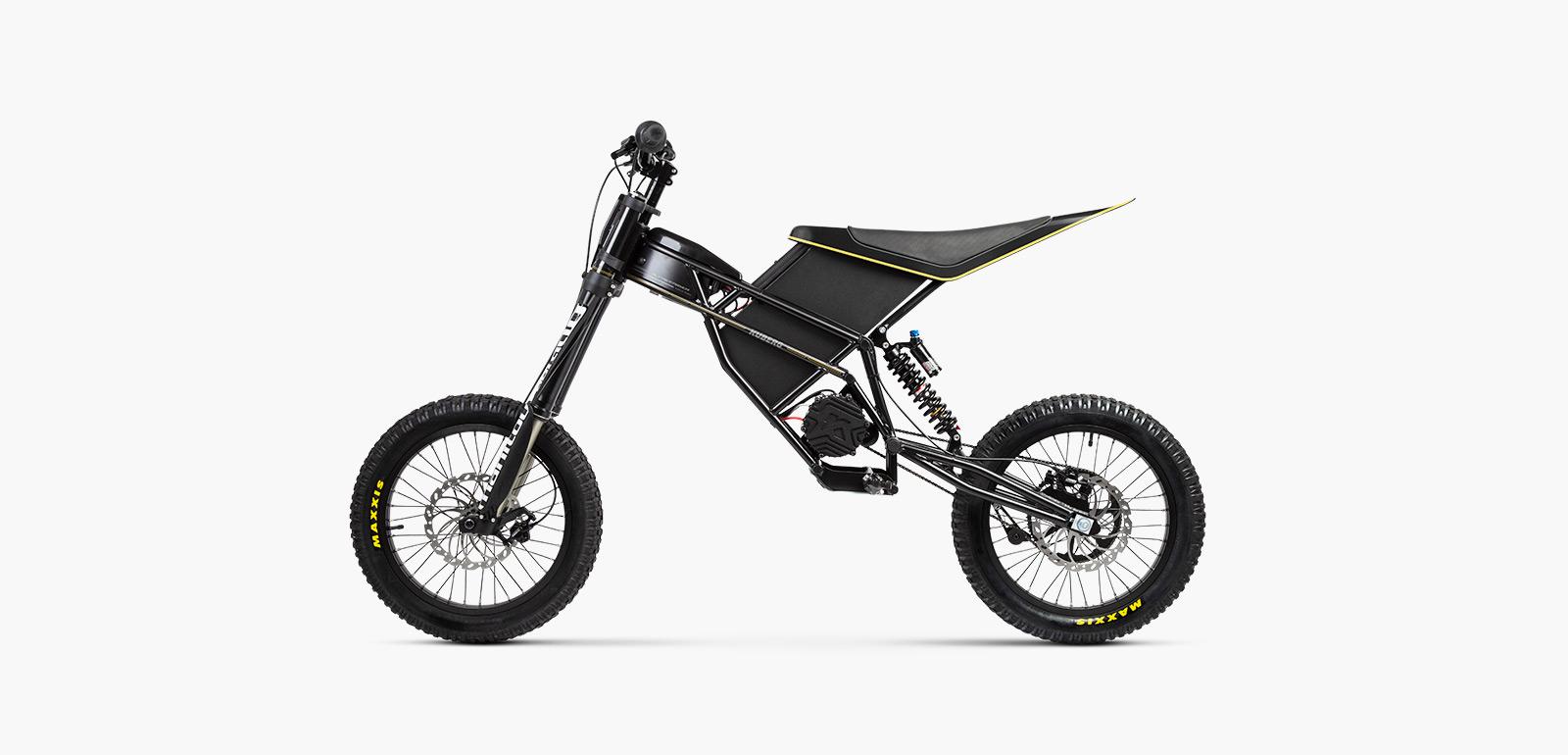 Kuberg Freerider Electric Dirt Bike Imboldn