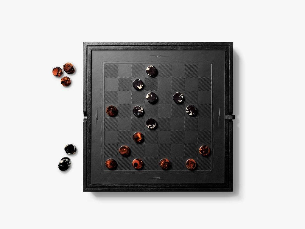 Shinola Backgammon & Checkers Game Set - IMBOLDN