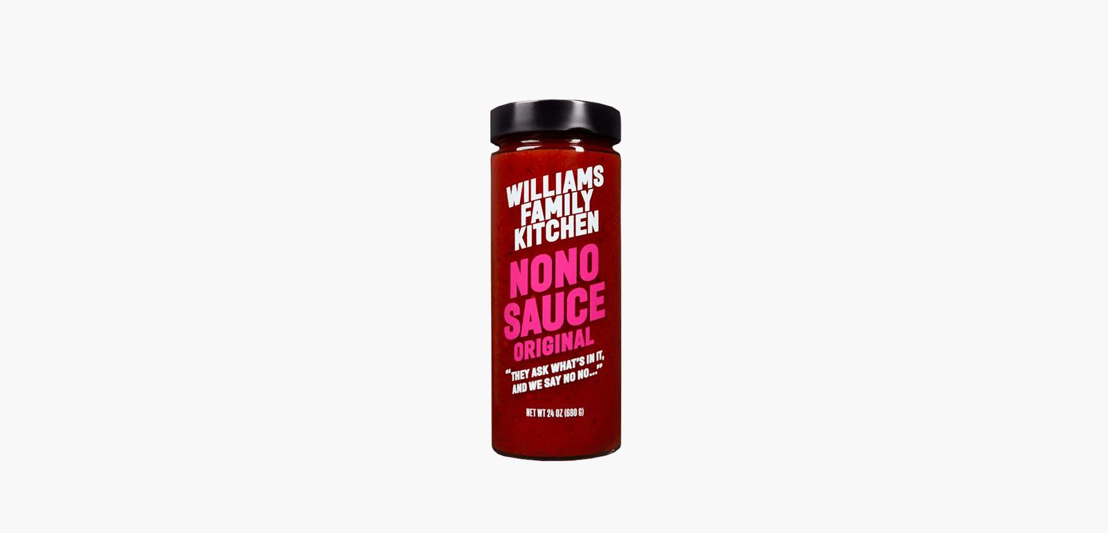 Williams Family Kitchen Nono Sauce