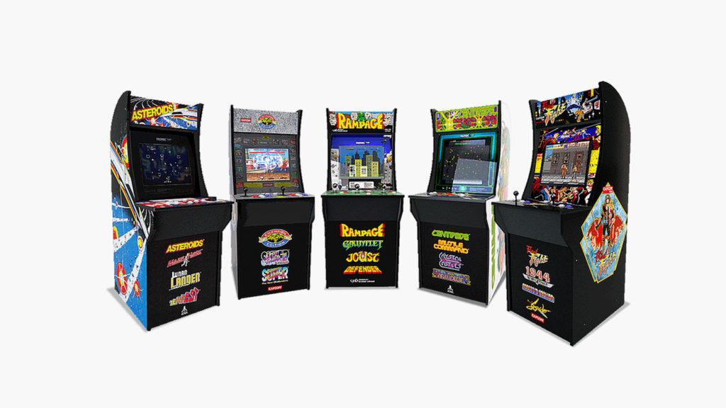 Arcade1Up 3/4 Cabinet