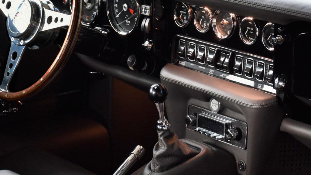 Restomod Jaguar E-Type