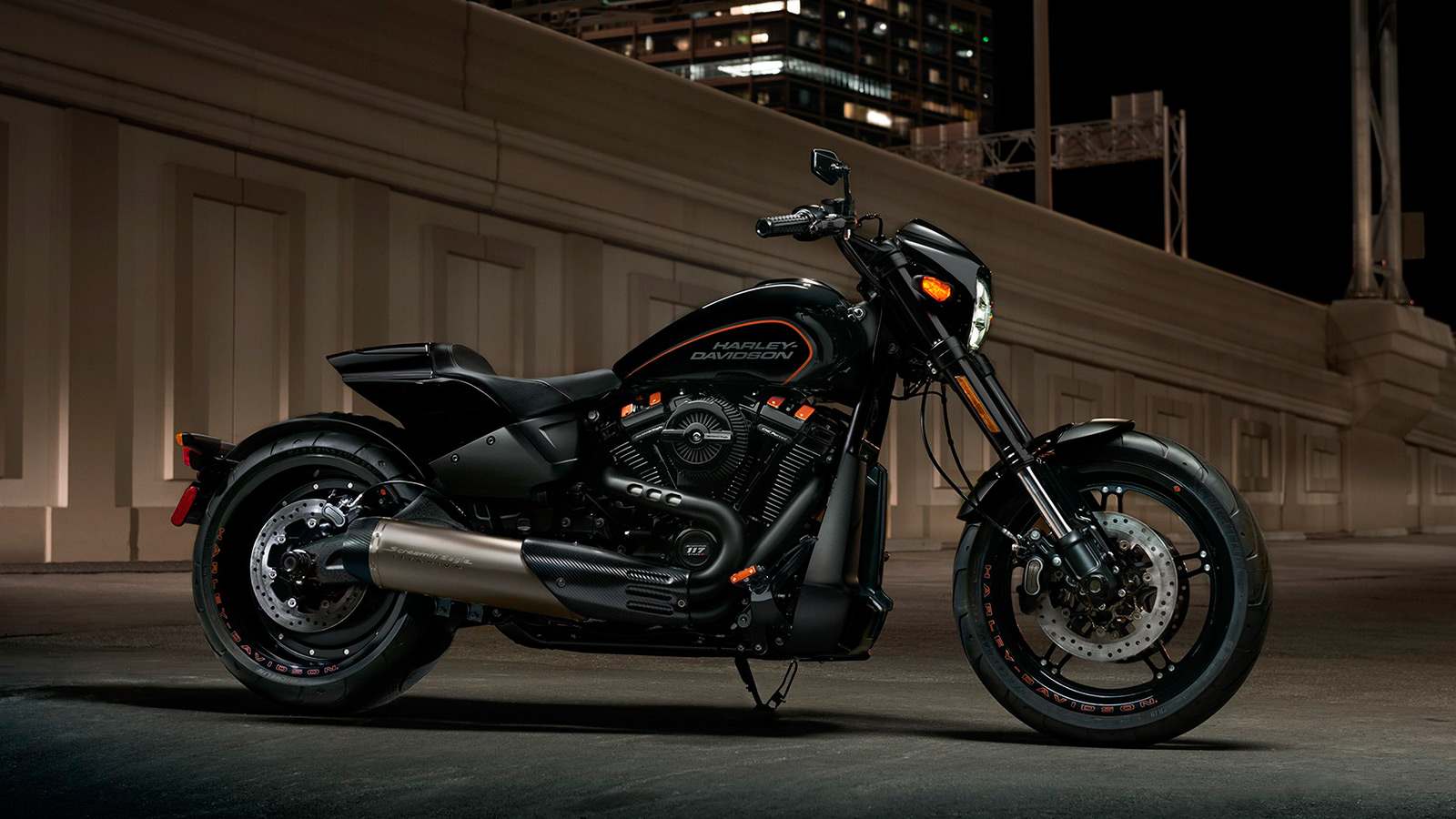 Harley Davidson Fxdr 114 Coming For 2019 New Performance: Harley Davidson Softail FXDR 114
