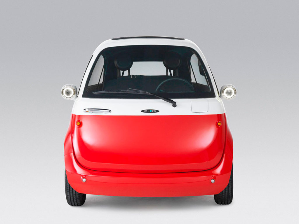Microlino Electric Car