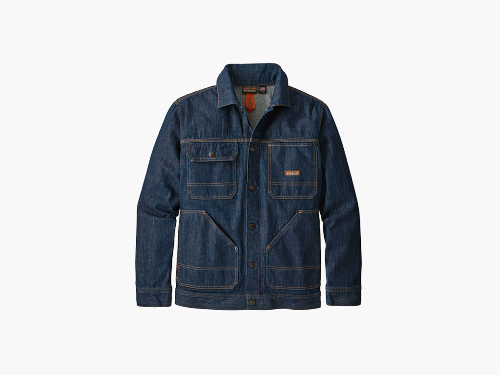 Patagonia Denim Jacket
