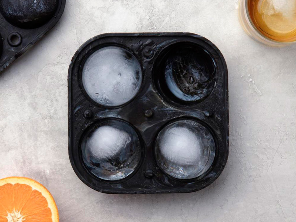 Marble Sphere Ice Mold
