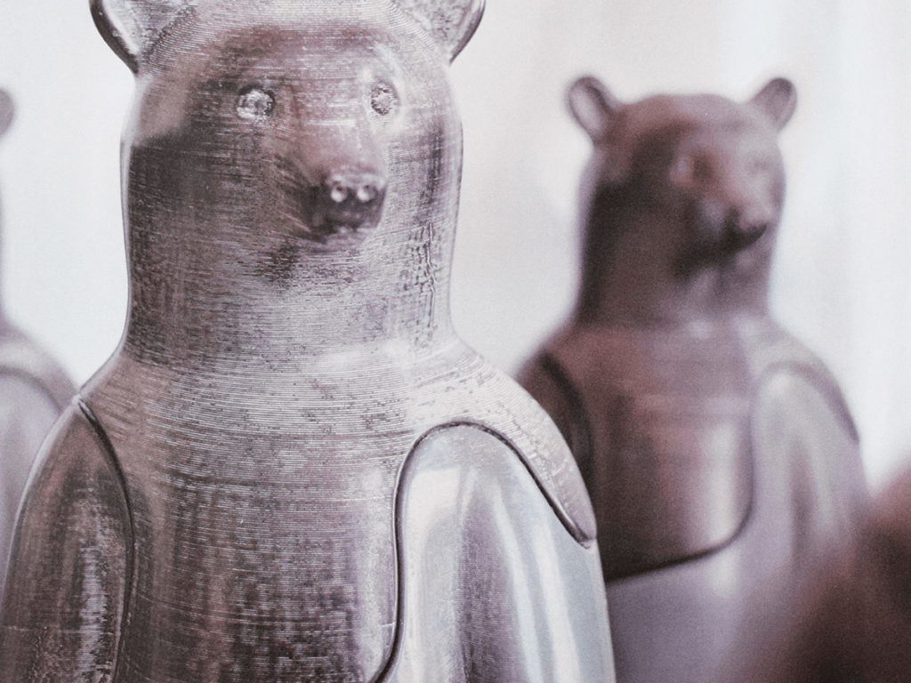Locknesters Bear