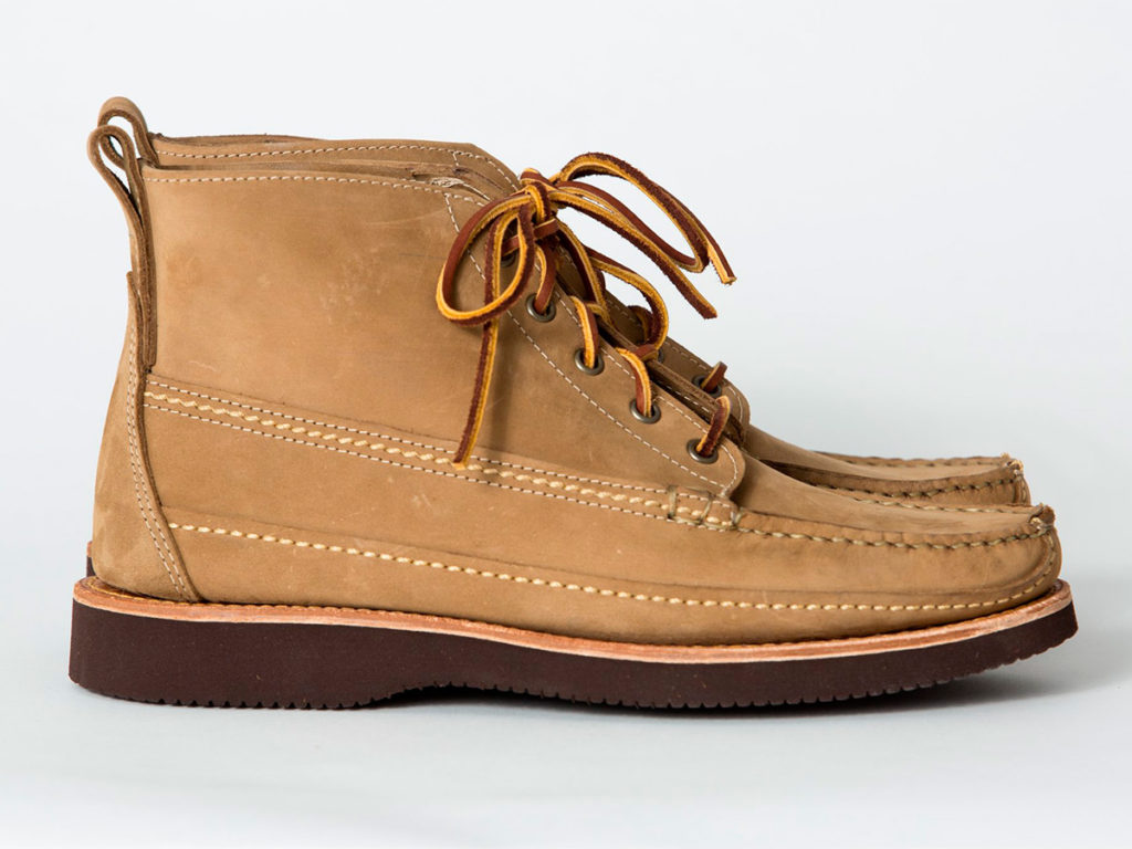 Maine Mountain Moccasin