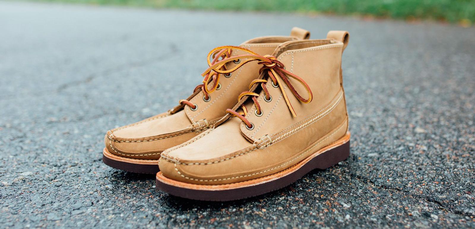 Maine Mountain Walk On Boot