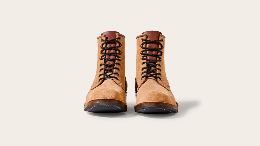 Nicks Robert Suede Roughout Boots