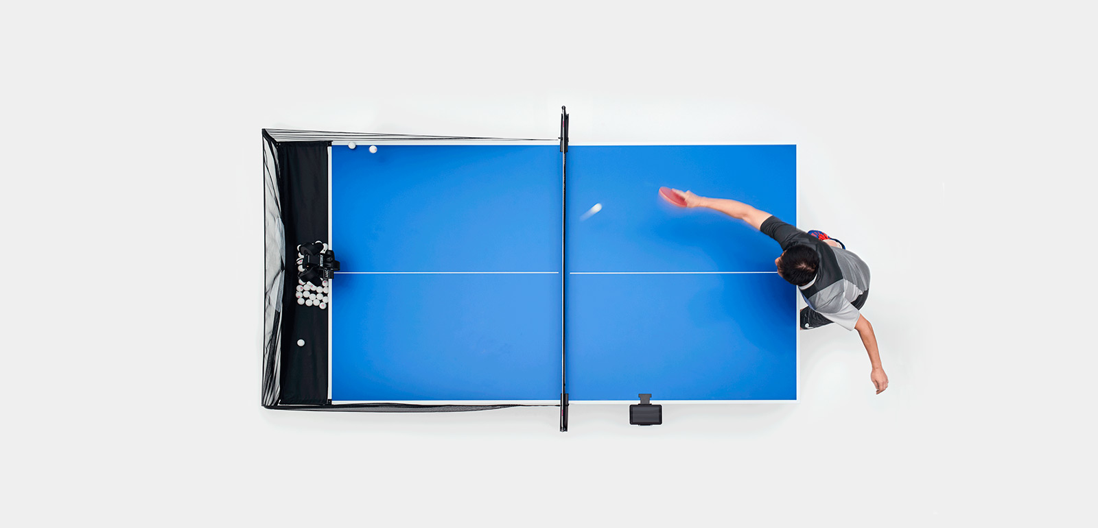 Butterfly Amicus Ping Pong Robot