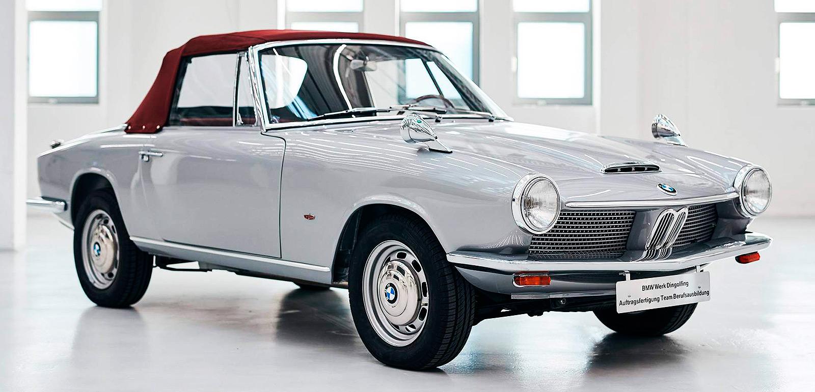 1967 bmw 1600 gt convertible imboldn. Black Bedroom Furniture Sets. Home Design Ideas