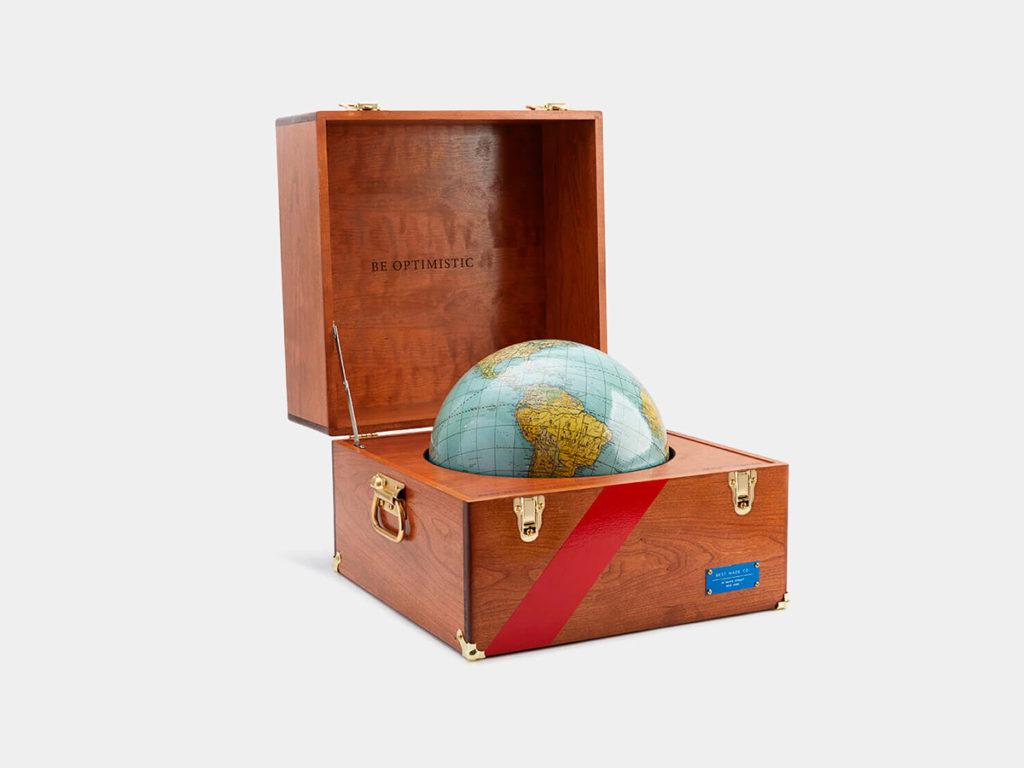 Best Made Globe Box