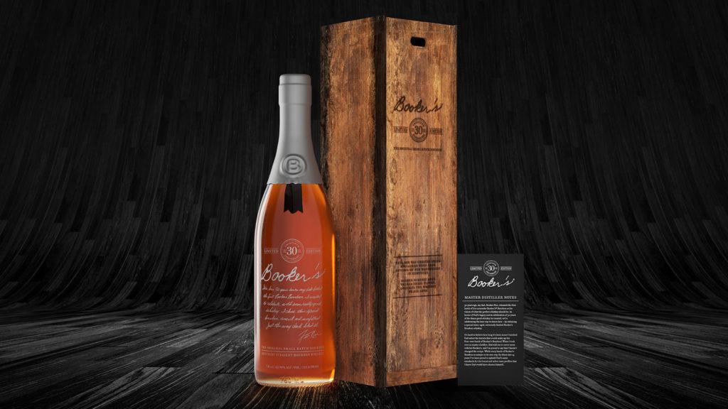 Booker's Bourbon 30th-Anniversary