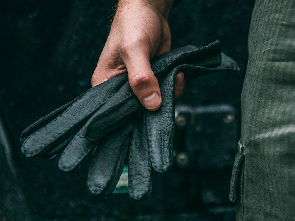 Hestra Peccary Gloves