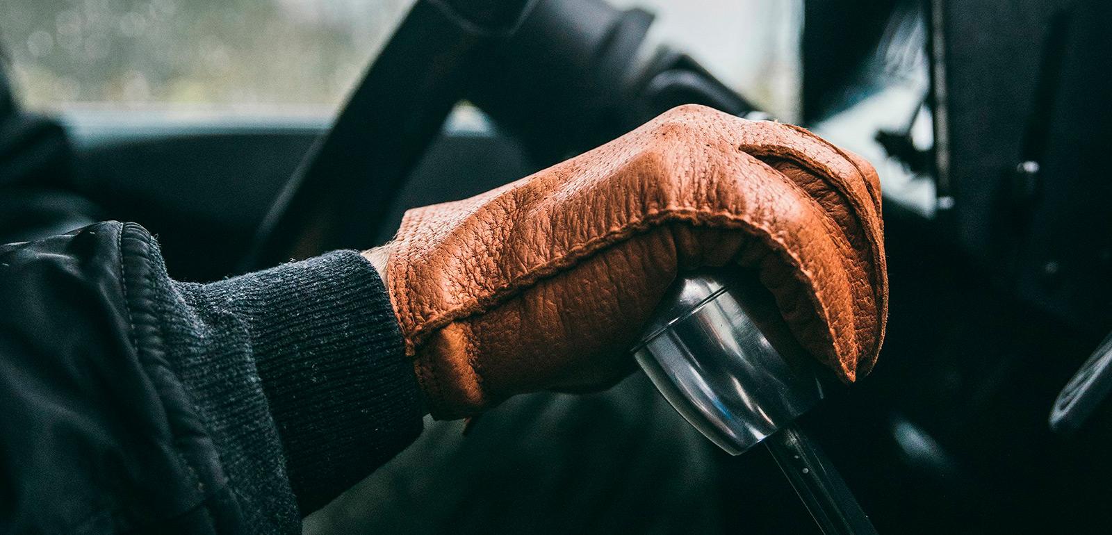 Hestra Peccary Gloves