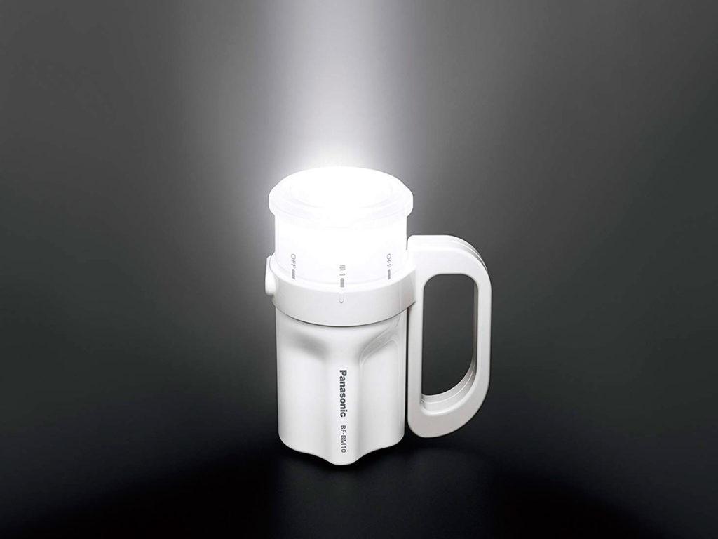 Any Battery Flashlight