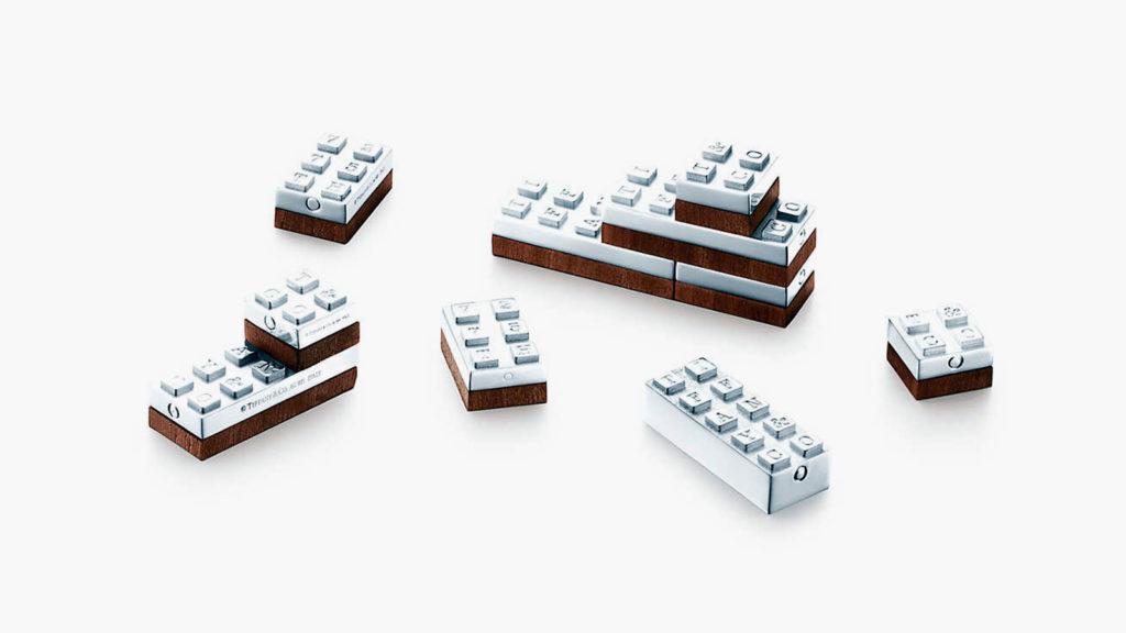Tiffany & Co. Building Blocks