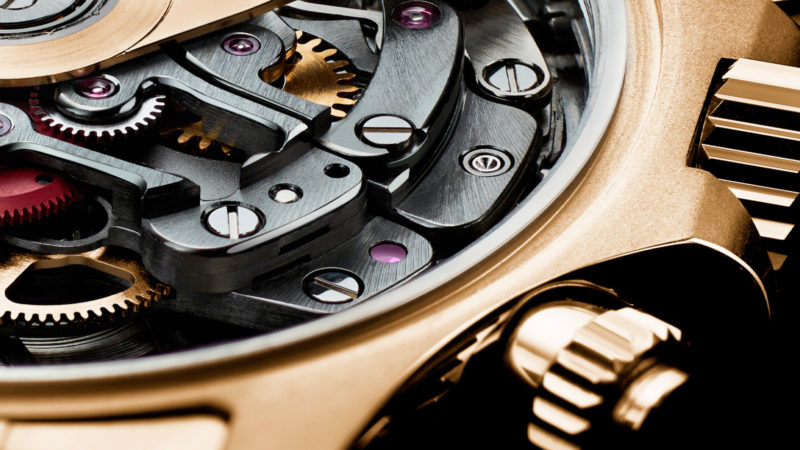 Artisans de Genève La Montoya Gold Rolex Daytona