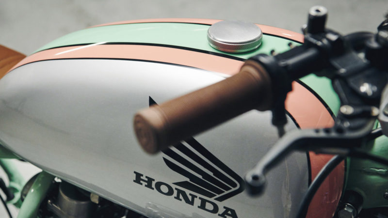 Federal Moto 1983 Honda CX650 Two Scoops