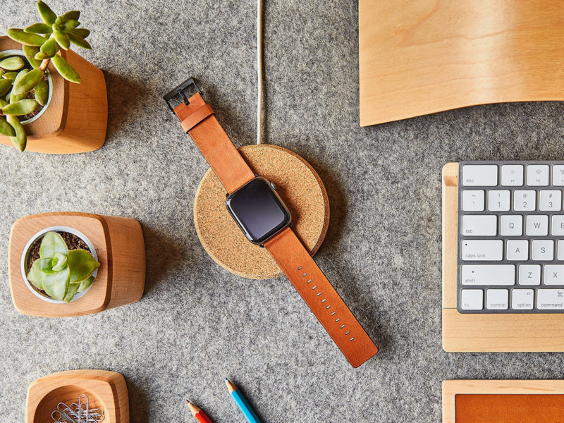 Grovemade Apple Watch Dock