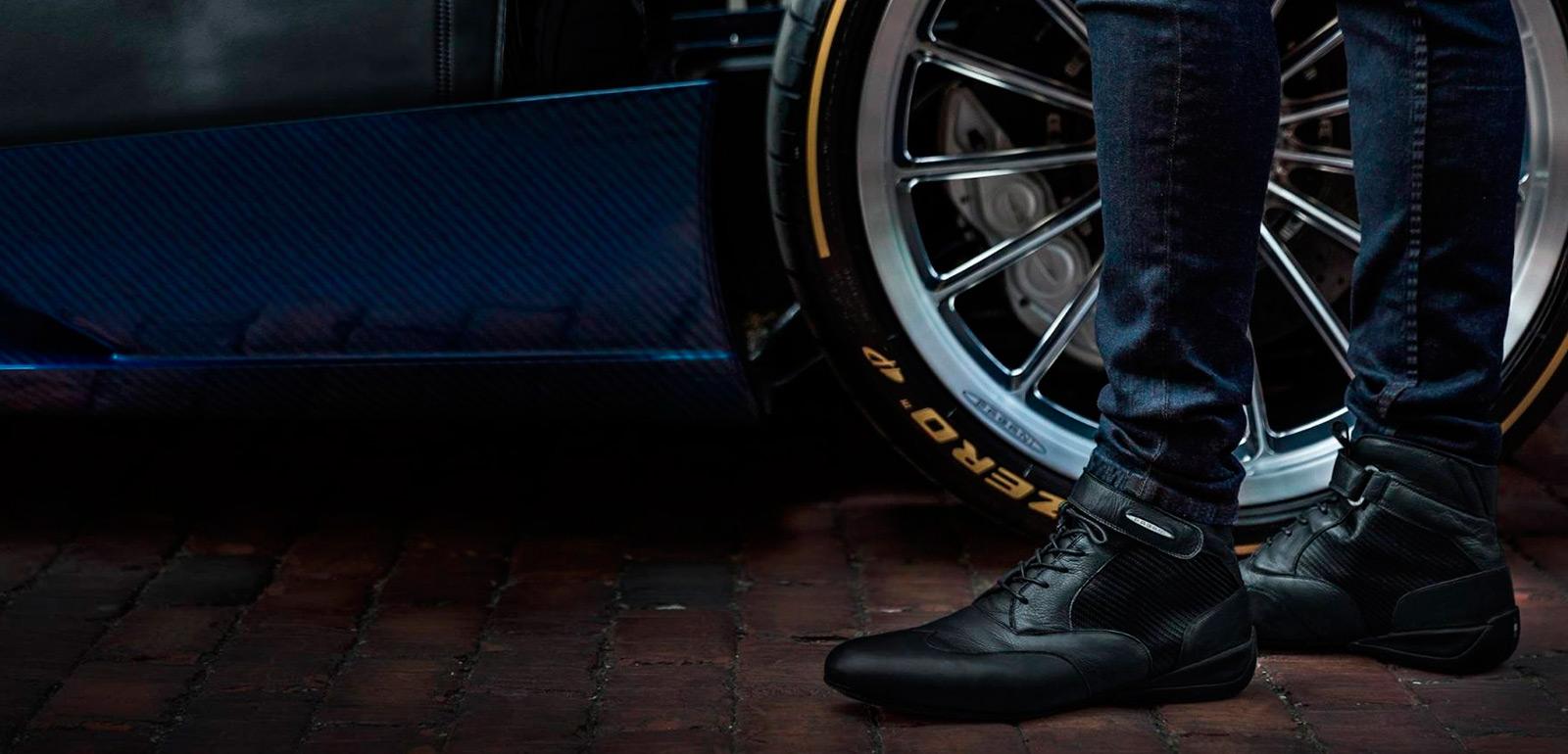 Piloti Roadster Driving Boot