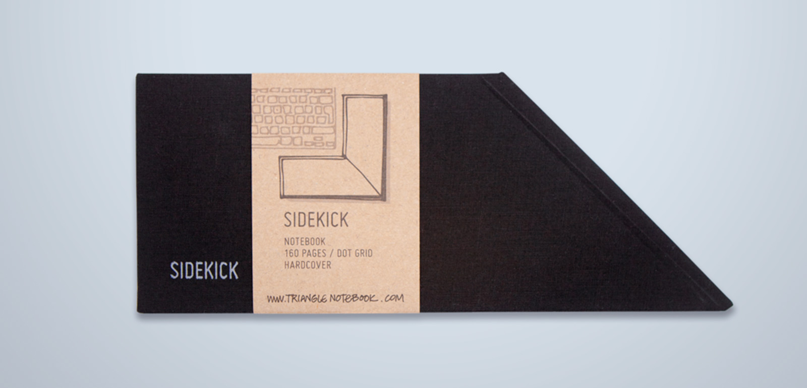 Sidekick Notebook