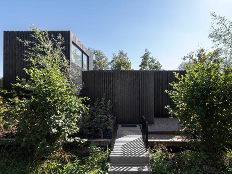 Tiny Holiday Home by i29 interior architects & Chris Collaris
