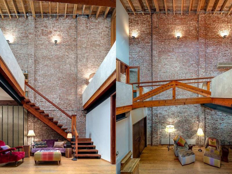 West Chelsea Warehouse Conversion