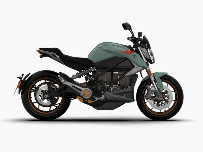 2020 Zero SR/F Electric Motorcycle