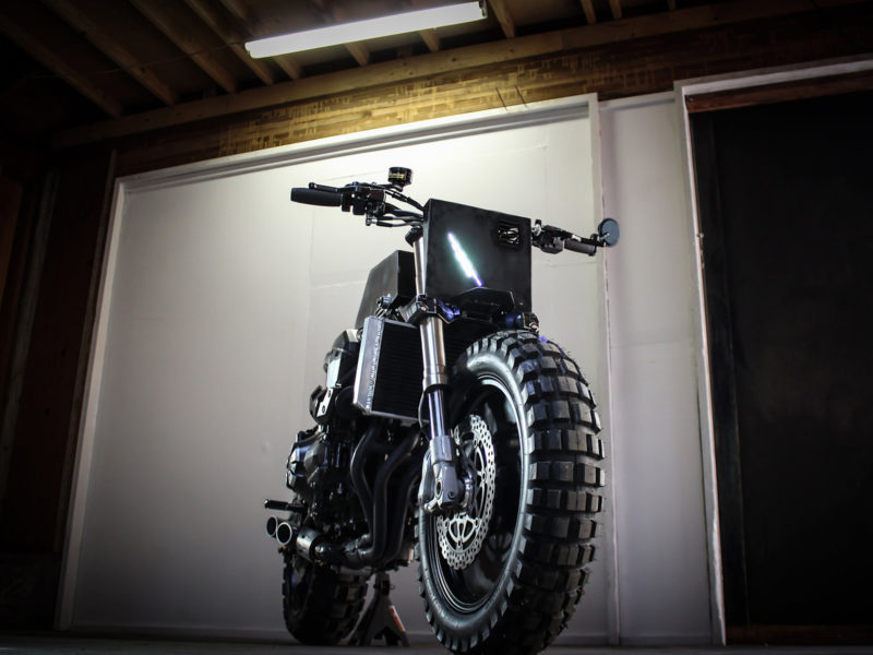 Droog Moto DM-014 Urban Fighter