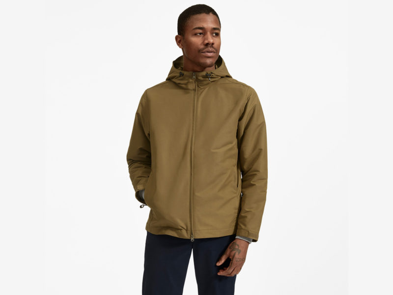 Everlane ReNew All Weather Jacket