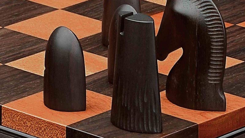 Hermes Samarcande Chess Set